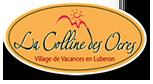 Wifi : Logo La Colline des Ocres