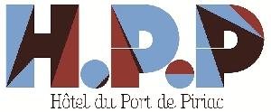 Wifi : Logo Hotel du Port de Piriac