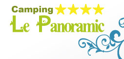 Wifi : Logo Camping le Panoramic - Accueil