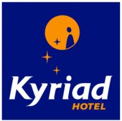 Wifi : Logo Hôtel Kyriad Quetigny