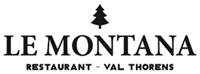 Wifi : Logo Restaurant le Montana - Restoleil