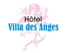 Wifi : Logo Hôtel Villa des Anges