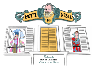 Wifi : Logo Hôtel de Nesle