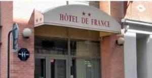 Wifi : Logo Hotel de France