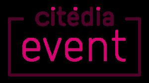 Wifi : Logo Les Halles Martenot - Citedia Event