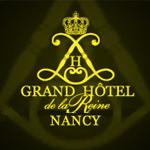 Wifi : Logo Grand Hôtel de la Reine