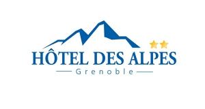 Wifi : Logo Hôtel des Alpes