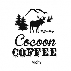 Wifi : Logo Cocoon Coffee