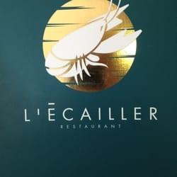 Wifi : Logo Hôtel Restaurant  l'Ecailler