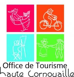 Wifi : Logo Office de Tourisme de Haute Cornouaille