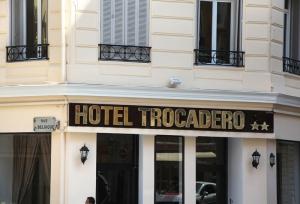 Wifi : Logo Hôtel Trocadero