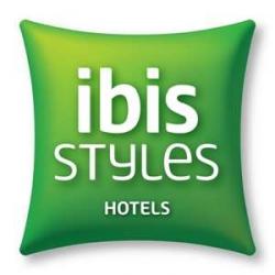 Wifi : Logo Ibis Styles le Mans Centre Gare