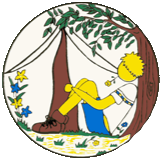 Wifi : Logo Camping les Mimosas