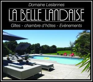 Wifi : Logo La Belle Landaise