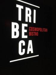 Wifi : Logo Tribeca Cosmopolitan Bistro