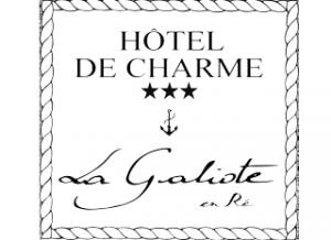 Wifi : Logo Hôtel la Galiote En Ré 3***