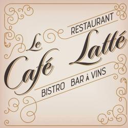 Wifi : Logo Le Cafe Latte