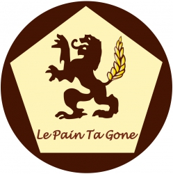 Wifi : Logo Le Pain Ta Gone Artisan
