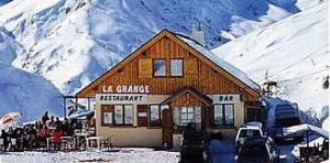 Wifi : Logo Restaurant la Grange
