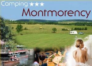 Wifi : Logo Camping Montmorency