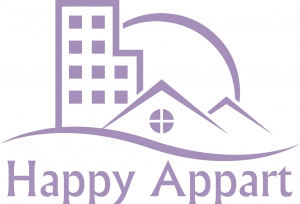 Wifi : Logo Happy Appart