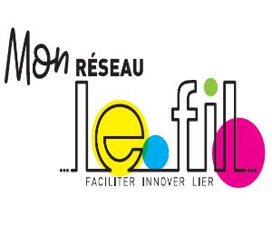 Wifi : Logo Reseaulefil