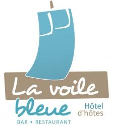 Wifi : Logo La Voile Bleue