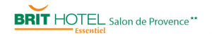 Wifi : Logo Brit Hotel Salon de Provence