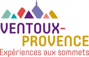 Wifi : Logo Ventoux Provence Tourisme - Accueil Vacqueyras