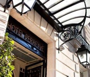 Wifi : Logo Hôtel Perreyve