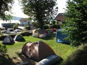 Wifi : Logo Atc Camping Veyrier