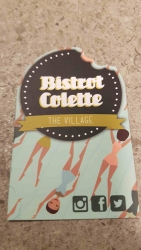Wifi : Logo Bistrot Colette The Village