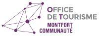 Wifi : Logo Office de Tourisme - Montfort Communauté