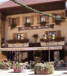 Wifi : Logo Hôtel du Bourg