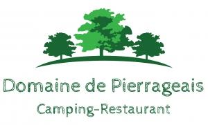 Wifi : Logo Domaine de Pierrageais