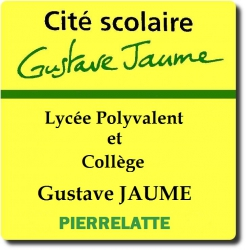 Wifi : Logo Lycée Gustave Jaume