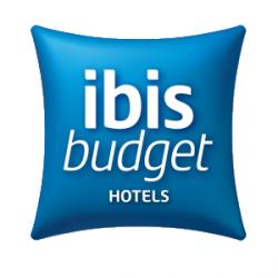 Wifi : Logo Ibis Budget Garonor