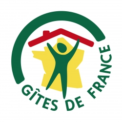 Wifi : Logo Gite de France 4