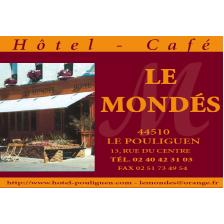 Wifi : Logo Le Mondes