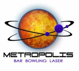 Wifi : Logo Metropolis Bowling Laser