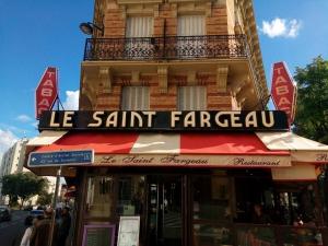 Wifi : Logo Café le Saint Fargeau