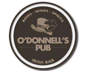 Wifi : Logo O'Donnell'S Irish Pub