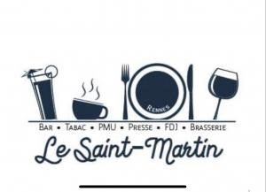 Wifi : Logo Bar Tabac le Saint Martin