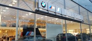 Wifi : Logo Bms le Havre