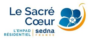 Wifi : Logo Ehpad Sacré-Coeur