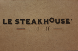 Wifi : Logo Le Steakhouse de Colette