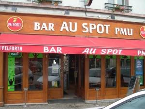 Wifi : Logo Au Spot