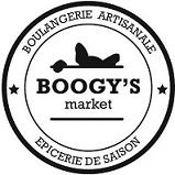 Wifi : Logo Boogy'Smarket